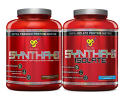 BSN SYNTHA-6 + SYNTHA-6 ISOLATE PROTEINA ULTRA PREMIUM PACK